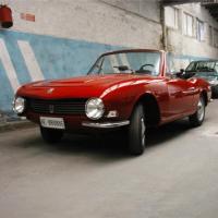 Half Fiat: 1964 OSI 1200S Spider