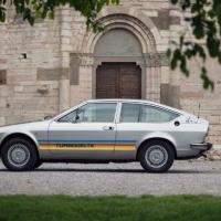 400 made: 1979 Alfa Romeo Alfetta GTV Turbodelta