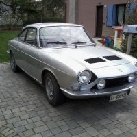 Fairly priced: 1968 Simca 1200S Coupé by Bertone