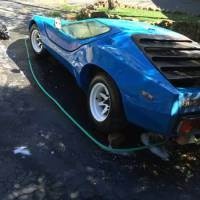 Aircooled turbo: 1970 Sterling Nova