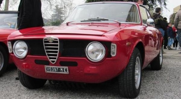 Autodelta Feeling 1969 Alfa Romeo Gt Junior Classic Virus