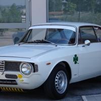 The white one: 1967 Alfa Romeo GT Junior