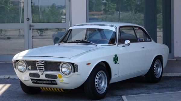 The White One 1967 Alfa Romeo Gt Junior Classic Virus
