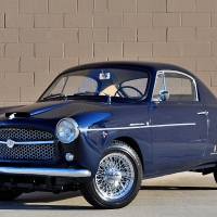 Rarity: 1957 Fiat 1100 TV by Pininfarina