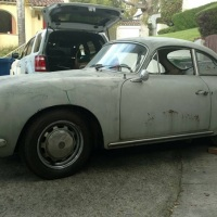 Doc Hollywood: 1964 Porsche 356 C