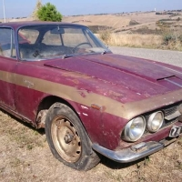 What to do: 1967 Alfa Romeo 2600 Sprint