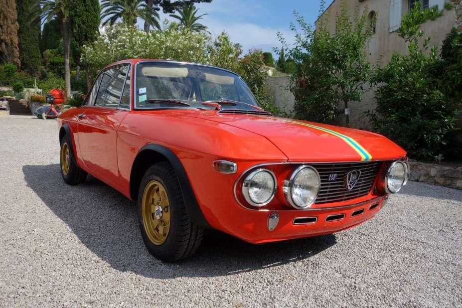 Elephant Inside 1970 Lancia Fulvia Coup 233 Hf Fanalone