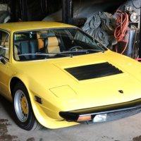 Gap filler: 1976 Lamborghini Urraco P300