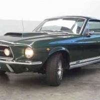 Italian stallion/2: 1967 Ford Mustang GT 390 Fastback