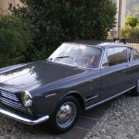 Cutting edge: 1962 Fiat 2300 S