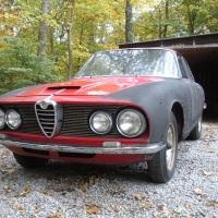 Old Kentucky Home: 1964 Alfa Romeo 2600 Sprint