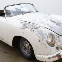 COD 420: 1952 Porsche 356 Cabrio