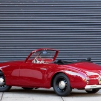 A mighty one: 1950 Simca 8 Sport Convertible