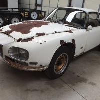 Rare bird: 1966 Alfa Romeo 2600 Sprint by Zagato