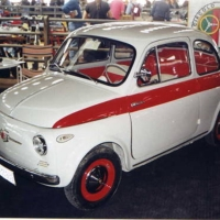 The special one: 1960 Fiat 500 N Sport