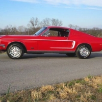 Shifting gears/2: 1968 Ford Mustang GT390 Fastback