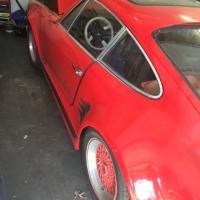 Old gal: 1969 Porsche 911T