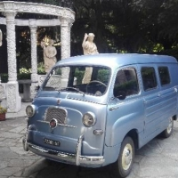 Expensive displacement: 1958 Fiat 600 Multipla by Monviso