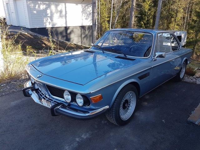 800 hp: 1972 BMW 3.0 CS Turbo   Classic Virus