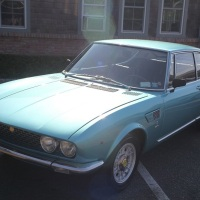 Centerfold color: 1968 Fiat Dino 2000 Coupé