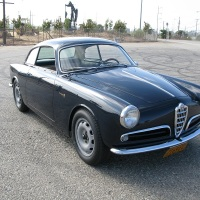 Heavy heart: 1958 Alfa Romeo Giulietta Sprint