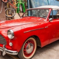 Jensen touch: 1952 Austin A40 Sports