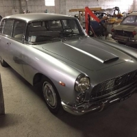 Silver executive: 1964 Lancia Flaminia Berlina