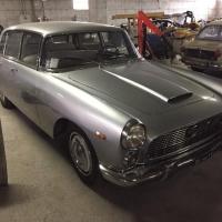 Silver executive: 1964 Lancia Flaminia Berlina