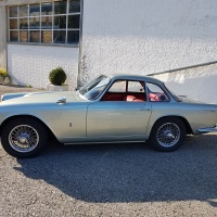 Green card: 1961 Italia 2000 by Vignale