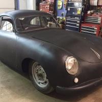 Palm Green: 1953 Porsche 356