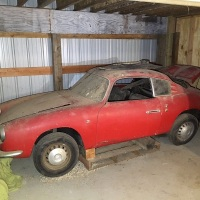 Cheap: 1960 Abarth 750 Sestriere by Zagato