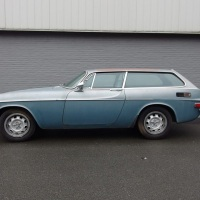 Great Body, Good Runner: 1973 Volvo P1800 ES