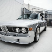 450 RWHP: 1970 BMW 2800 CS Turbo