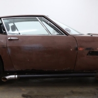 Side pipes italian: 1971 Maserati Ghibli SS