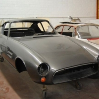 Mixin' italians/2: 1967 Fiat 1500 GT Coupé by Ghia