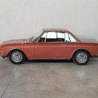 Almost pink: 1967 Lancia Fulvia Coupé 1.3 Rallye