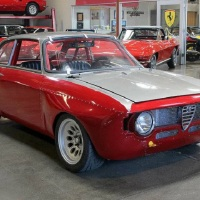 "4 Hours operation: 1968 Alfa Romeo GT Junior ""Hot Rod"""