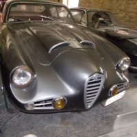 Sleeping with the enemy: 1954 Alfa Romeo 1900C by Zagato