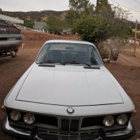 Needs TLC: 1969 BMW 2800 CS