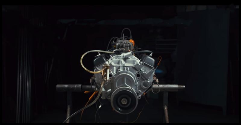 Iso Rivolta Engine