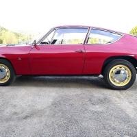 Peraluman 25: 1967 Lancia Fulvia Sport 1.3 S by Zagato