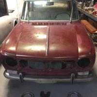 Maroon four: 1967 Alfa Romeo Giulia Super 1.6