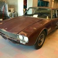 Maroon eight: 1968 Maserati Mexico