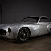Forgotten masterpiece: 1949 Alfa Romeo 6C 2500 by Riva