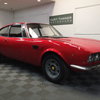 Resale red: 1967 Fiat Dino 2000 Coupé
