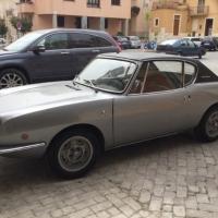 Tiny coupé: 1969 Fiat 850 Sport Racer Berlinetta by Bertone