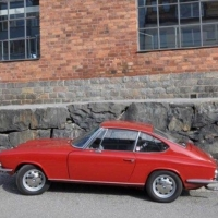 Expensive red: 1967 BMW 1600 GT