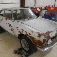 Italian delivery: 1967 Alfa Romeo Giulia Sprint GT Veloce
