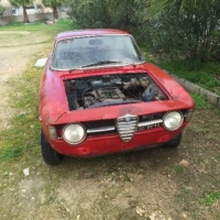 Abandoned Junior: 1969 Alfa Romeo GT Junior