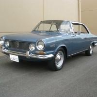 Italian connection: 1967 Ika Torino 380 Coupé by Pininfarina